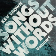 Front View : Kev Brown - SONGS WITHOUT WORDS VOL. 1 (LP) - Low Budget Records / lb007lp