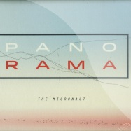 Front View : THE MICRONAUT - PANORAMA (CD) - Acker Records / Acker 004 CD