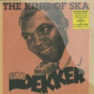 Front View : Desmond Dekker - KING OF SKA (LP) - Dreamcatcher / Sunrise / SUNRLP016