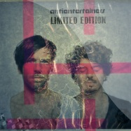 Front View : Antientertainers - LIMITED EDITION (CD) - Schallbox Records / sbrcd001
