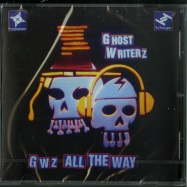 Front View : Ghost Writerz - GWZ ALL THE WAY (CD) - Tru Thoughts / TRUCD314