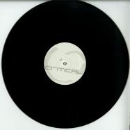 Front View : Calibre - ROCKAFELLA / BARCA (2019 REPRESS) - Critical Music / CRIT009RP
