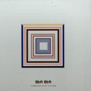Front View : Polder (Lauhaus & David Labeij) - GIBBERISH EP (180GR) - Bla Bla / BLABLANATION004
