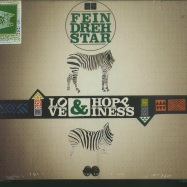 Front View : Feindrehstar - LOVE & HOPPINESS (CD) - Musik Krause CD 006
