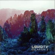 Front View : Various Artists - ESCAPISM 3 (2X12 LP) - Liquicity Records / LIQUICITY008V