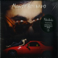 Front View : Rebolledo - MONDO ALTERADO (CD) - Hippie Dance / Hippie Dance 08 CD