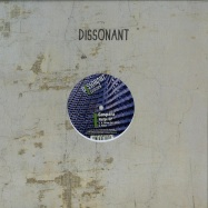 Front View : Gaspara - NAFPI EP - Dissonant / DS029