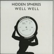 Front View : Hidden Spheres - WELL WELL - Rhythm Section International / RS012