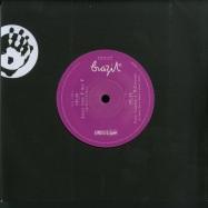 Front View : Celia - ZOZOIO COMO E QUE E / PARA LENNON E MCCARTNEY (7 INCH) - Mr. Bongo / brz45.57