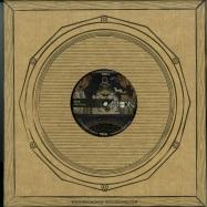 Front View : Von D - MELKI TSEDEQ / TRIP TO ATLANTIS (180G VINYL) - Moonshine Recordings / MS034