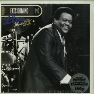 Front View : Fats Domino - LIVE FROM AUSTIN TX (180G LP) - New West / 39136441