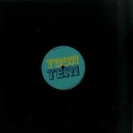 Front View : Todh Teri - DEEP IN INDIA VOL. 3 (LIMITED,VINYL ONLY) - Todh Teri / TODH003