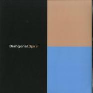 Front View : Diahgonal - SPIRAL (LP) - Stasis Recordings / SRWAX04