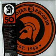 Front View : Various Artists - TROJAN 50TH ANNIVERSARY (PIC DISC LP) - Trojan / TBL1036 / 8602622