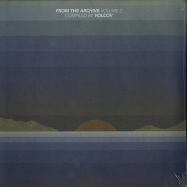 Front View : Volcov - FROM THE ARCHIVE VOL. 2 (2X12 LP) - BBE / BBE399CLP / 168191