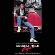Front View : Harold Faltermeyer - BEVERLY HILLS COP (OST / LP) - Enjoy The Ride / ETR084