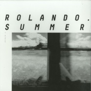 Front View : Rolando Simmons - SUMMER DIARY ONE EP - Analogical Force / AF019.1