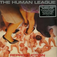 Front View : The Human League - REPRODUCTION - Virgin / 4777473
