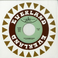 Front View : Alley Pat - PATS RUBBER BAND / PHONE CALL FROM THE DEVIL (7 INCH) - Everland / EVERLAND45-009