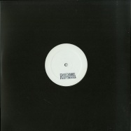 Front View : Unknown Artist - RAVE CHANNEL (BLACK VINYL REPRESS) - Gen X / GENX002RP