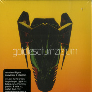 Front View : Goldie - SATURNZ RETURN (21 YEAR ANNIVERSARY REISSUE) (3XCD) - London Records / LMS5521276