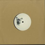 Front View : Unknown - HOLLOW / TINGS IN BOOTS (10 INCH / VINYL ONLY) - White Label / CVWL003