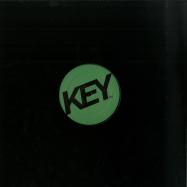 Front View : Benales - KERNEL (VINYL ONLY) - Key Vinyl / KEY014
