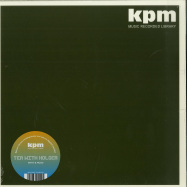 Front View : Smith & Mudd - TEA WITH HOLGER (KPM) (LP) - Be With Records / BEWITH070LP
