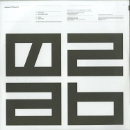 Front View : Autechre - NTS SESSIONS 2 (VINYL 1 / A&B SIDE) - Warp Records / WARPLP364-2_VINYL1