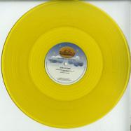 Front View : Sun La Shan - CATCH (LTD YELLOW VINYL) - Mr. Disc / MD 31811