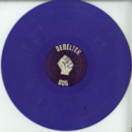 Front View : Various Artists - REBELTEK 006 (PURPLE MARBLED VINYL) - Rebeltek / REBELTEK006