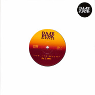 Front View : De Gama / G. Markus - FEEL THE GROOVE / GWARN (10 INCH) - Daje Funk Records / DFR006