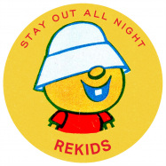 Front View : Radio Slave - STAY OUT ALL NIGHT - Rekids / REKIDS159