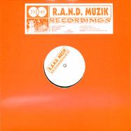 Front View : DJ Detox - RM12009 - R.A.N.D. R.a.n.d. Muzik Recordings / RM12009