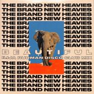 Front View : The Brand New Heavies - TBNH (ILIJA RUDMAN MIXES) (7 INCH) - Imogen / IMO 015