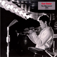 Front View : Chet Baker - KOELN CONCERT 1955 VOL.2 (LP) - Naked Lunch / ND018 / 00142474