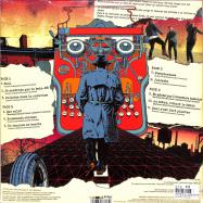 Front View : The Liminanas / Laurent Garnier - DE PELICULA (2LP, GATEFOLD+7 INCH, INCL ETCHING) - Because Music / BEC5676893