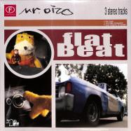 Front View : Mr. Oizo - FLAT BEAT - F Communications / F104 / 1370104130