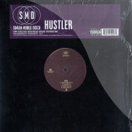 Front View : Simian Mobile Disco - HUSTLER (US COPY) - Interscope / b001052911