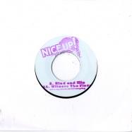 Front View : Nice Up! - BLUD AND MIA (7INCH) - Nice Up / niceup005