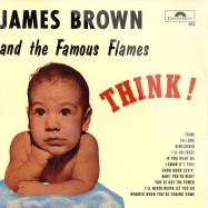 Front View : James Brown - THINK! (LP) - Polydor / PD683
