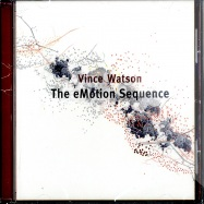 Front View : Vince Watson - The EMOTION SEQUENCE (CD) - Delsin Records / 60DSR / VWSCD1