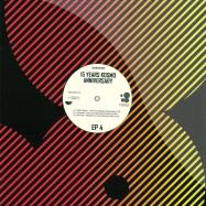 Front View : Phil Fuldner / Tomcraft / Da Hool - PART 4 - 15 YEARS ANNIVERSARY EP - Kosmo Records / KOSVC004