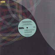 Front View : Hot Toddy featuring Danielle Moore - FREEKEND - Smoke N Mirrors / SNM05