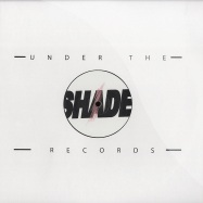 Front View : Rampi Ft. Miss Bee - FEEL IT BURN / RAY MANG REMIX - Under The Shade / uts023