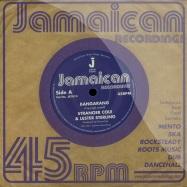 Front View : Stranger Cole & Lester Sterling - BANGARANG (7 INCH) - Jamaican Recordings / jr7010