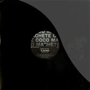 Front View : Stereofunk - EL PATRON - Coco Machete / CCM075
