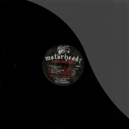Front View : Various Artists - MOTORHEADZ VINYL SAMPLER - Motormouth Recordz  / mouth06