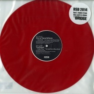 Front View : Choir Of Young Believers / Tina Dickow - HOLLOW TALK / BREAK OF DAY (RED COLOURED VINYL) - Stella Polaris Music / STELLA001V