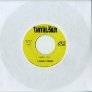 Front View : El Michels Affair - DETROIT TWICE / TOO LATE TO TURN BACK (7 INCH) - Truth & Soul / ts061